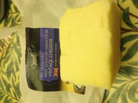 West Country Vintage Cheddar Cheese | Hochgeladen von: bofan580