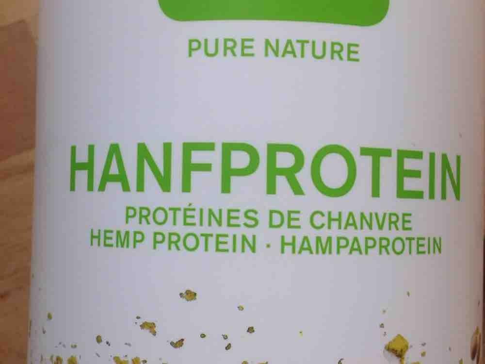 Bio-Hanfprotein, neutral von Morgie | Hochgeladen von: Morgie