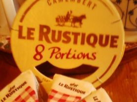 Le Rustique, camembert | Hochgeladen von: Holzwurm