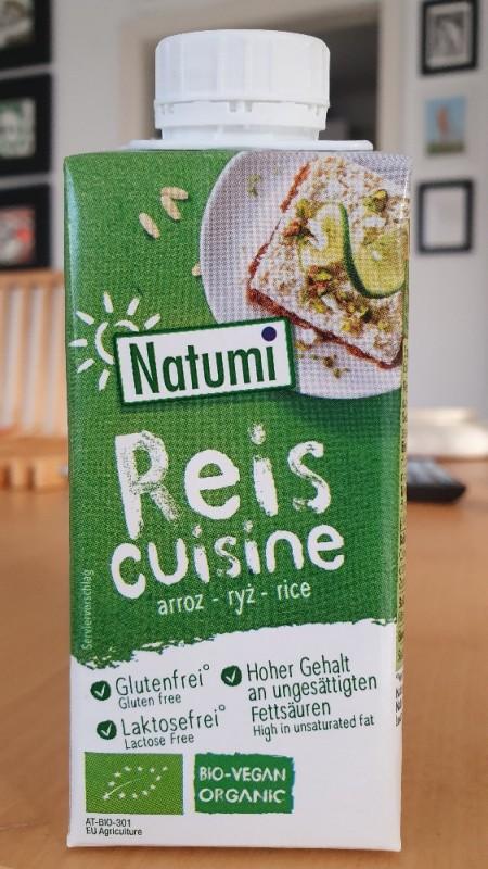 Reis Cuisine, 8% Fett von nanzig | Hochgeladen von: nanzig