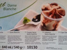 Dame blanche, Vanille mit Schokosoße | Hochgeladen von: Manu 7674
