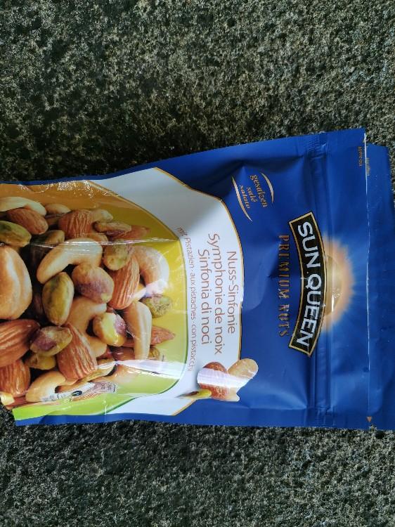 Sun Queen Premium Nuts Nussmischung von Peter8212 | Hochgeladen von: Peter8212