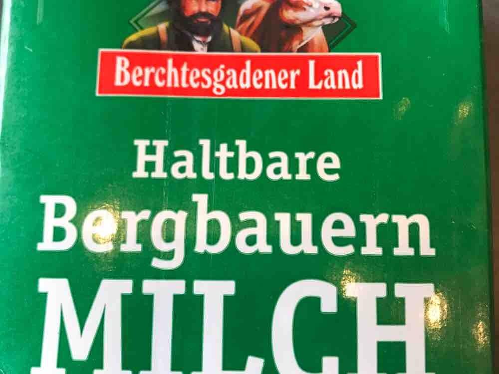 Haltbare Bergbauernmilch , Milch 3,5% Fett von michaHBG   Hochgeladen von: michaHBG