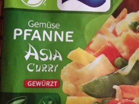 Gemüse-Pfanne, Asia-Curry (gewürzt)   Hochgeladen von: Siarra