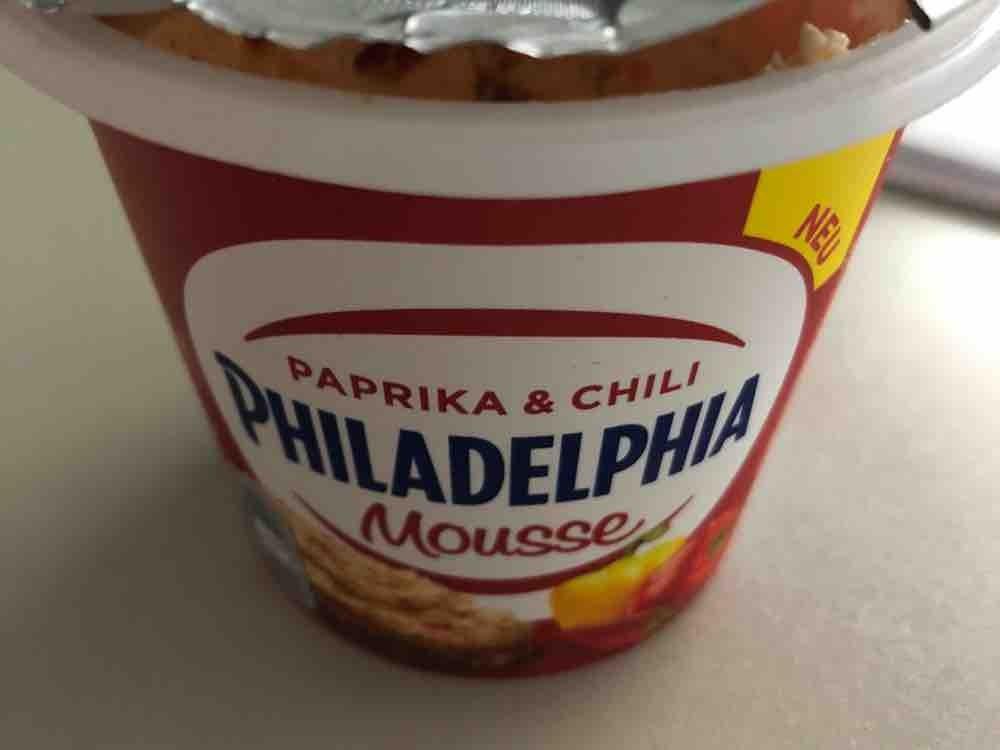 philadelphia mousse , Paprika chili von thetank87   Hochgeladen von: thetank87