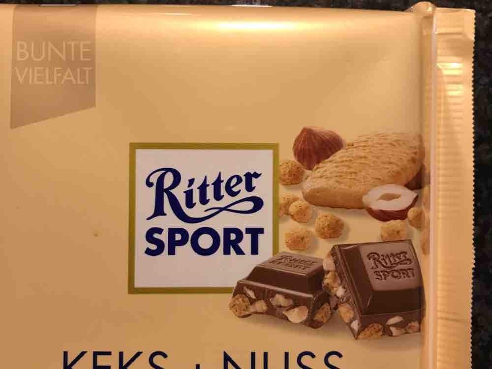 Rittersport Keks Nuss von prcn923   Hochgeladen von: prcn923