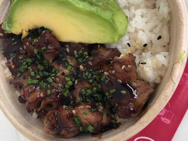 Donbury Yakitori Chicken von elfenkatze   Hochgeladen von: elfenkatze