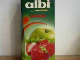 Fruchtsaftgetränk, Erdbeer   Hochgeladen von: pedro42