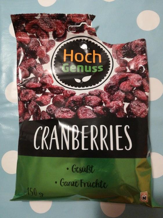 Hoch Genuss Cranberries von WasserRatti | Hochgeladen von: WasserRatti