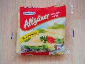 Allgäuer Schmelzkäsescheiben, herzhaft würzig | Hochgeladen von: Himbeerkuchen
