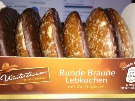 Wintertraum Runde braune Lebkuchen | Hochgeladen von: chilipepper73