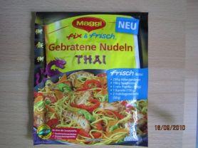 Maggi fix & frisch, Gebratene Nudeln THAI, Thai | Hochgeladen von: Fritzmeister