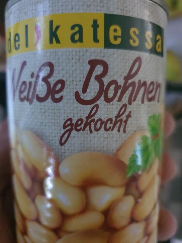 Weiße Bohnen, gekocht von razgr0m | Hochgeladen von: razgr0m