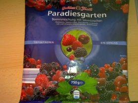 Paradiesgarten Beerenmischung, mit Sauerkirschen, gesü& | Hochgeladen von: Goofy83