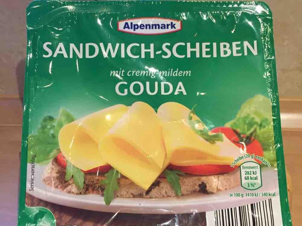 Sandwich Scheiben, Gouda von Aljona1990 | Hochgeladen von: Aljona1990