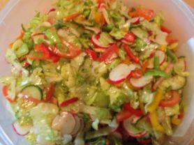 salat gemischt | Hochgeladen von: Jule0