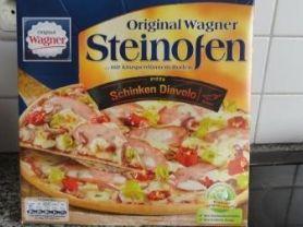 Steinofen Pizza, Schinken Diavolo | Hochgeladen von: MasterJoda