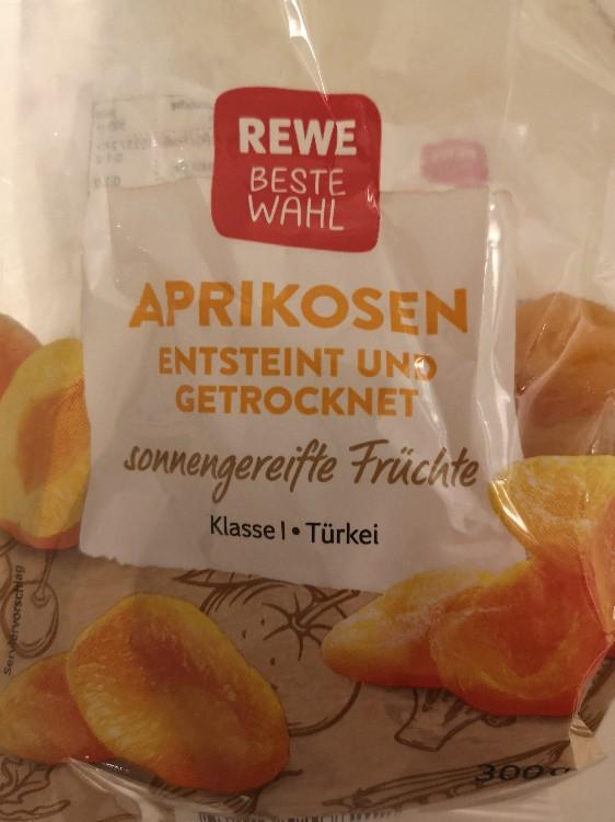 Aprikosen, entsteint, getrocknet und geschwefelt von suventer | Hochgeladen von: suventer
