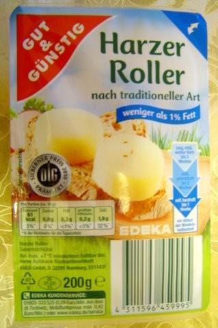 Harzer Roller, Käse   Hochgeladen von: tea