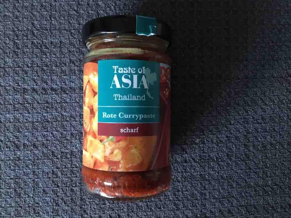Rote Currypaste, Scharf von marokkofan | Hochgeladen von: marokkofan