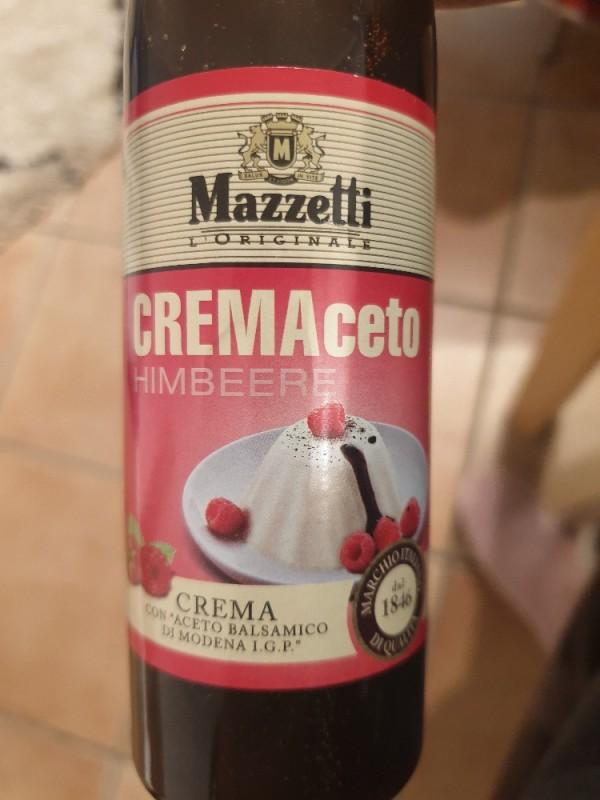 Cremaceto, Himbeere von Lu9   Hochgeladen von: Lu9