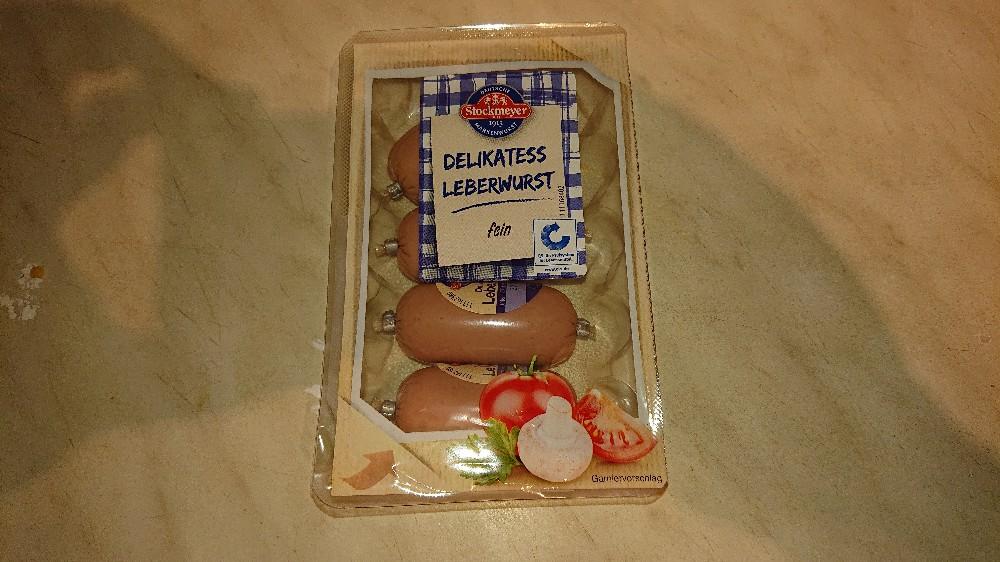 Delikatess-Leberwurst fein von Mark1983   Hochgeladen von: Mark1983