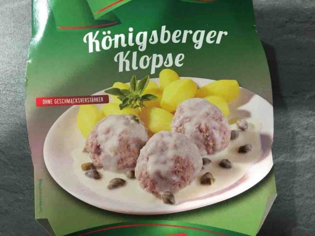 Königsberger Klopse von greizer   Hochgeladen von: greizer