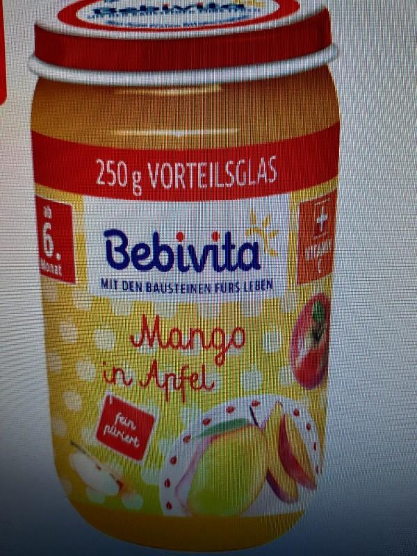 Mango in Apfel  von JJU | Hochgeladen von: JJU
