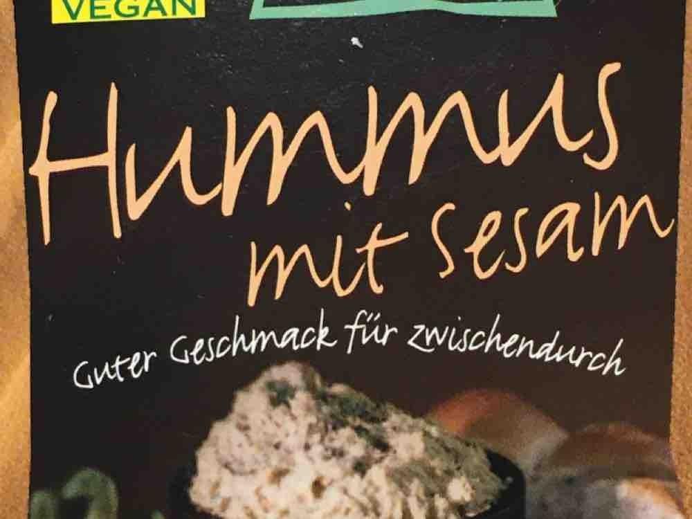 Hummus mit Sesam von gerrio86   Hochgeladen von: gerrio86