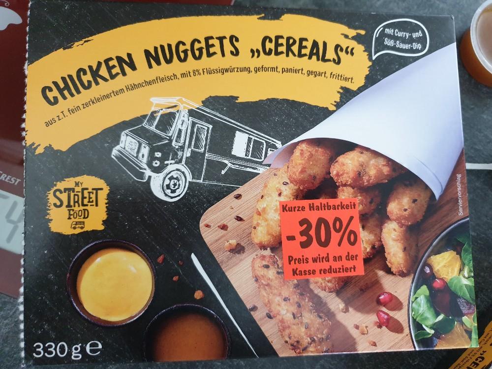 chicken nuggets cereals mit süßsauer dip von EpicPump | Hochgeladen von: EpicPump