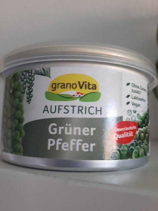 Aufstrich Grüner Pfeffee von lexilay | Hochgeladen von: lexilay