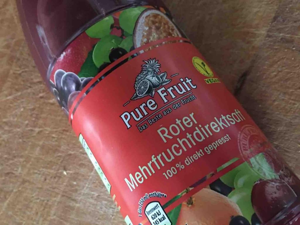 roter Mehrfruchtsaft von bruenger   Hochgeladen von: bruenger