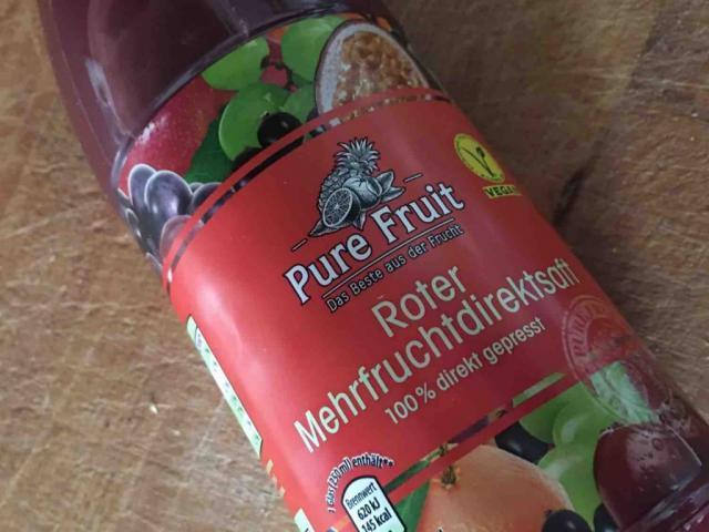 roter Mehrfruchtsaft von bruenger | Hochgeladen von: bruenger