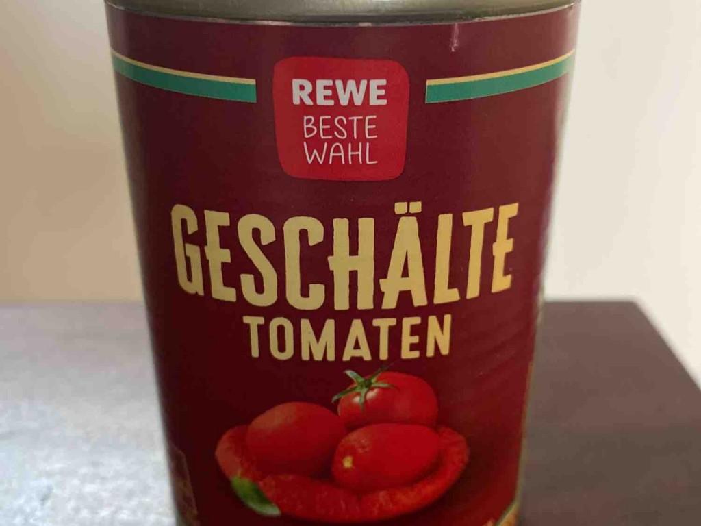 Geschälte Tomaten in Tomatensaft von s.wilkens   Hochgeladen von: s.wilkens