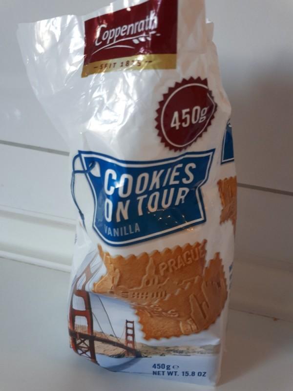 Traveller Cookies on Tour, Vanille von Mao75 | Hochgeladen von: Mao75