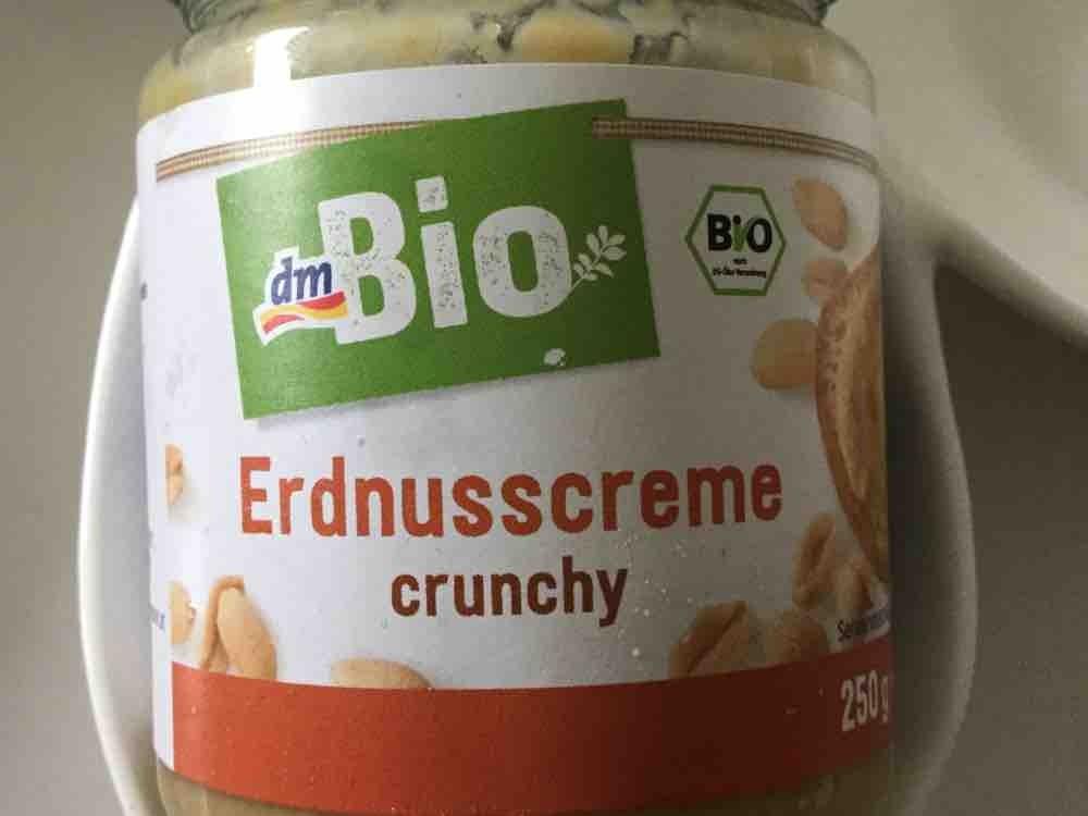 Erdnusscreme crunchy DM Bio von xironchefx | Hochgeladen von: xironchefx