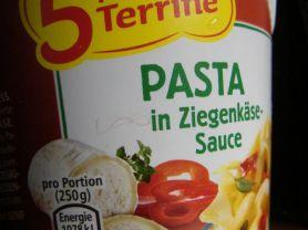 5 Minuten Terrine Pasta in Ziegekäse-Sauce | Hochgeladen von: Rallenta