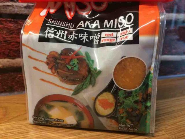Shinshu Aka Miso von Muggekopp | Hochgeladen von: Muggekopp