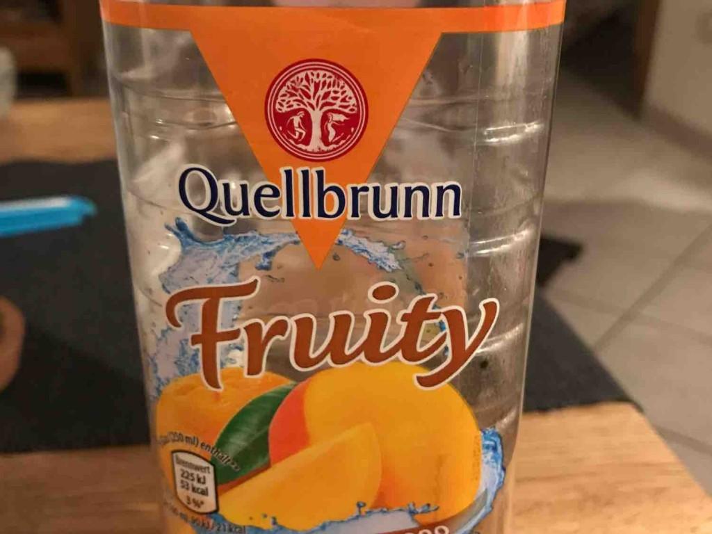 Quellbrunn Fruity Beeren-Mix von Memento mori   Hochgeladen von: Memento mori