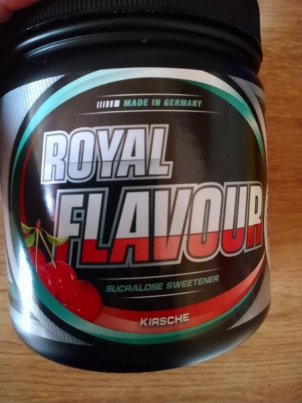 S.U. Royal Flavour System, Kirsche von schulli   Hochgeladen von: schulli