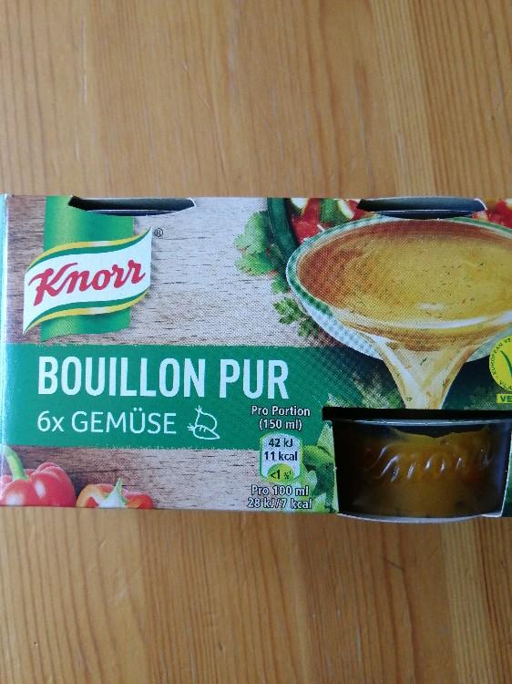 Knorr Boullion pur , Gemüse von Lila Lu   Hochgeladen von: Lila Lu
