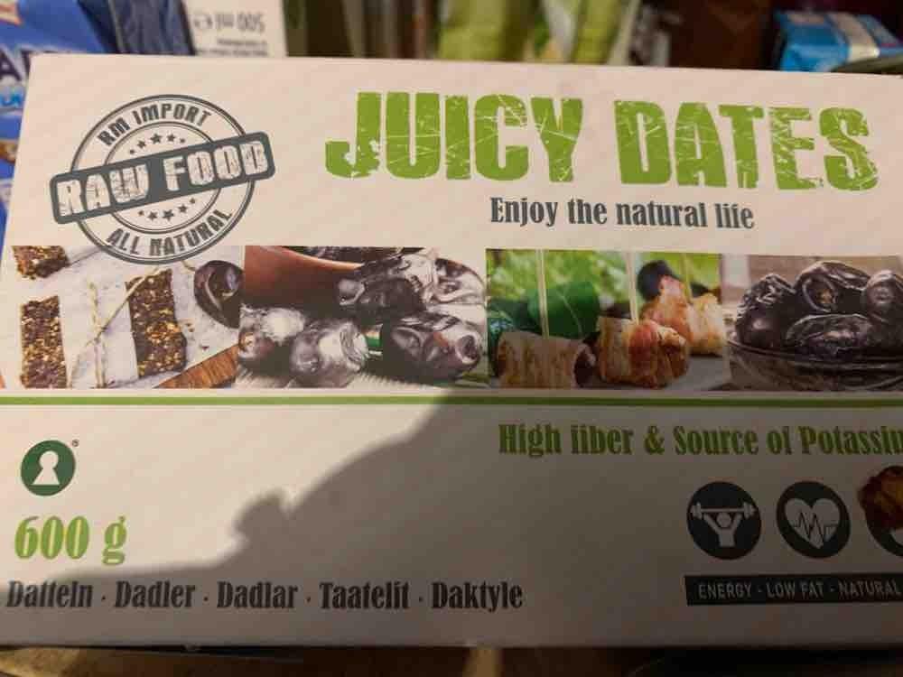 Juicy Dates von DodoReeni   Hochgeladen von: DodoReeni