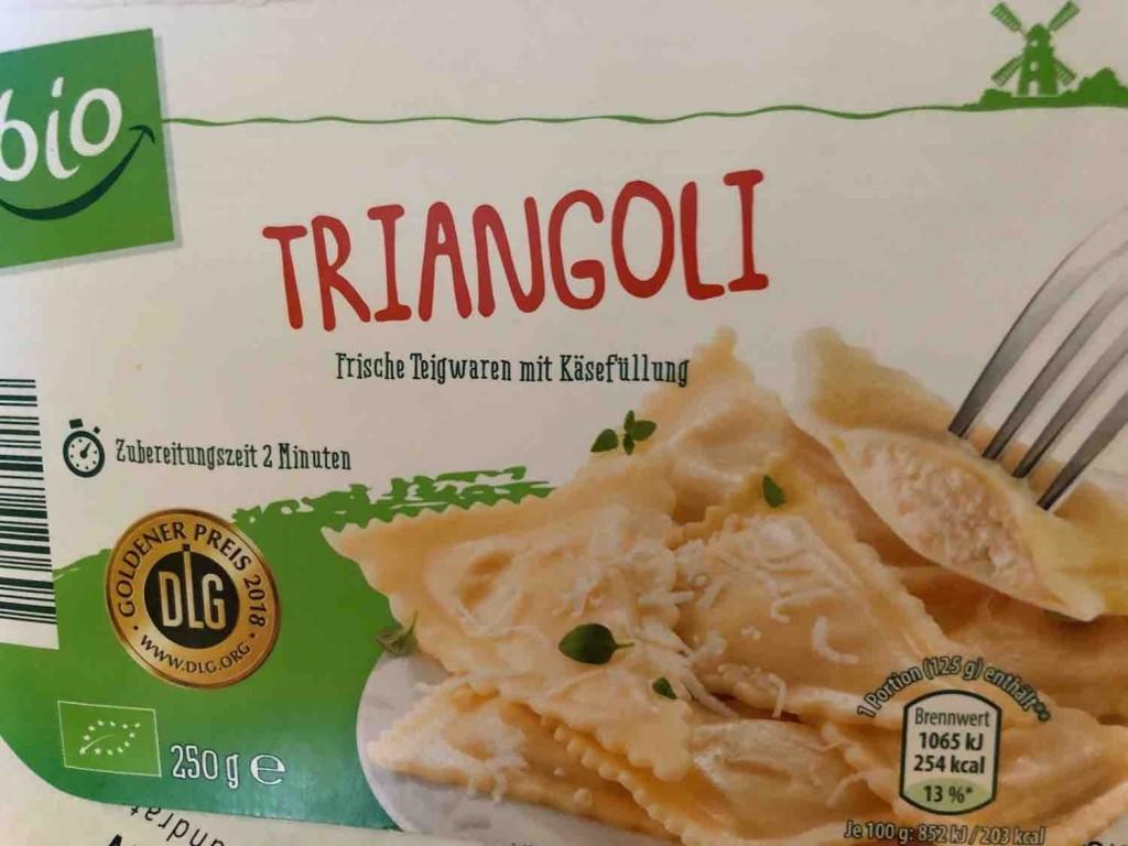 Triangoli  Aldi Bio von Dilbertz   Hochgeladen von: Dilbertz