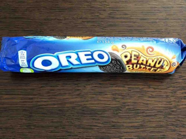 Oreo, peanut butter flavour von siby353 | Hochgeladen von: siby353