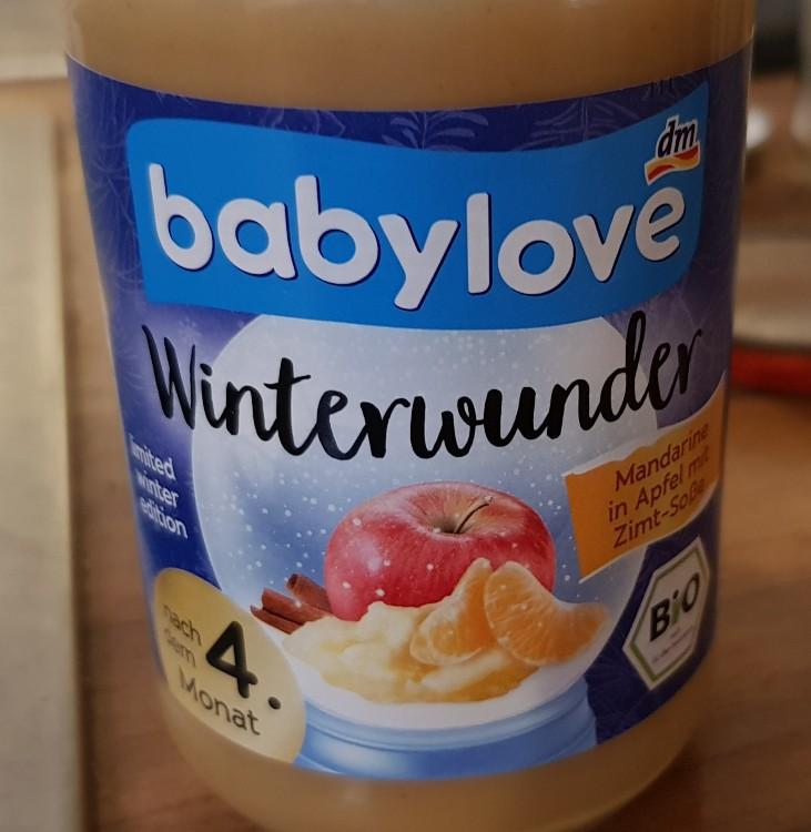 babylove winterwunder, Mandarine in Apfel mit Zimt Soße von Annika1205   Hochgeladen von: Annika1205