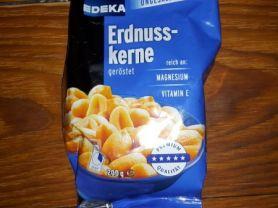 Erdnusskerne geröstet ungesalzen | Hochgeladen von: Hababicht