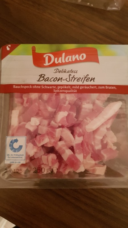 Delikatess Bacon Streifen von nllchen   Hochgeladen von: nllchen
