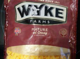 Cheddar mature and creamy (WYKE)   Hochgeladen von: anjabe69
