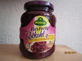 Fix&Fertig Rotkohl - Der Schnelle | Hochgeladen von: Fritzmeister
