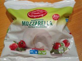 Bio-Bergbauern Mozzarella | Hochgeladen von: Andy92